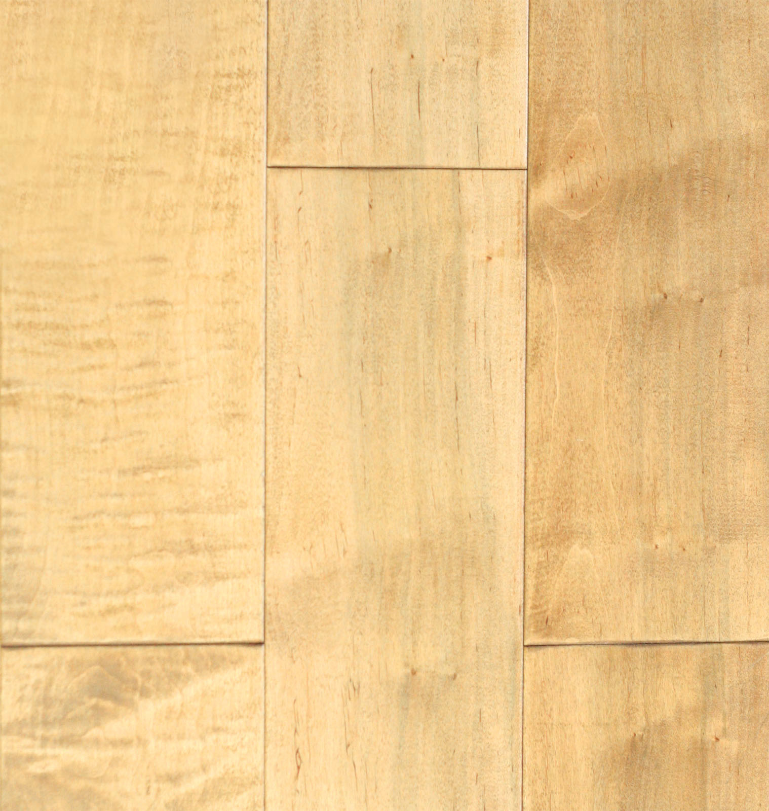 Maple hand scraped cream stain 5 wood stains for Maple wood flooring